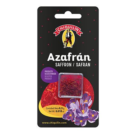 Blister Azafrán en hebra 0,5g