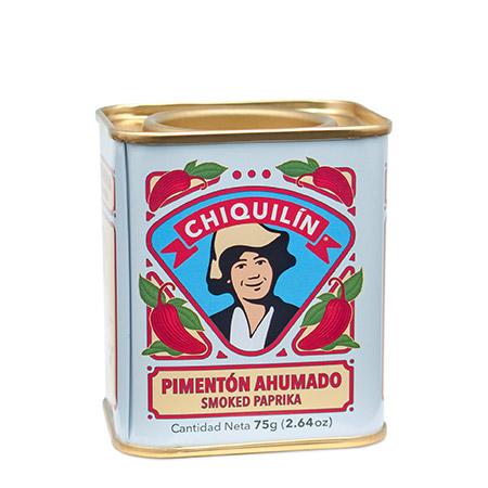 Lata Pimentón<br/>Ahumado 75g