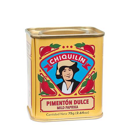 Lata Pimentón<br/>Dulce 75g