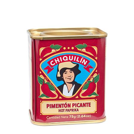 Lata Pimentón<br/>Picante 75g