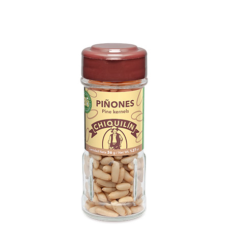 Piñones BIO 36g