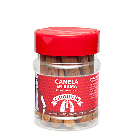 Cinnamon Sticks<br/>PM plastic jar 55g