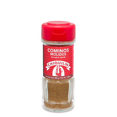 Ground Cumin<br />Glass jar 42g