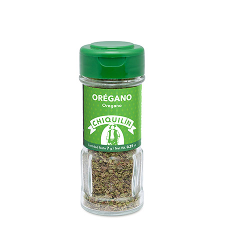 Oregano<br/>Glass jar 7g