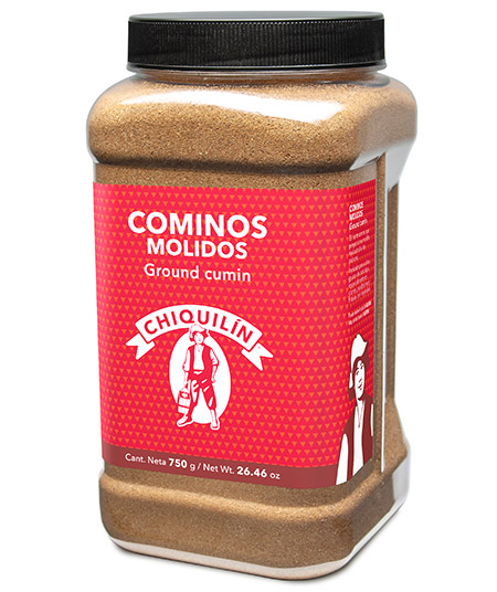 Ground Cumin<br/>Hotel plastic bottle 750g