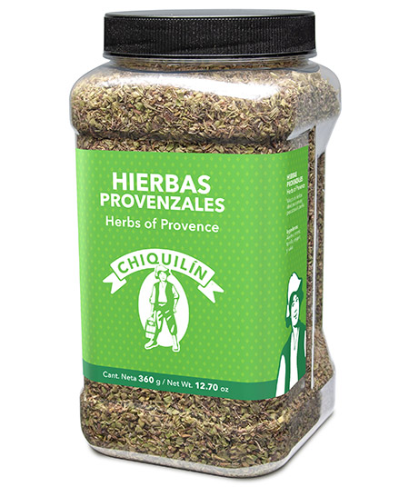 Herbs of Provence<br/>Hotel plastic bottle 360g