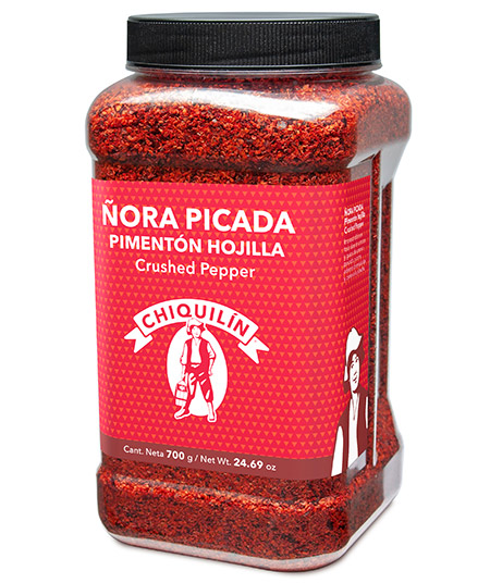 Crushed Pepper<br/>Hotel plastic bottle 700g