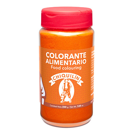 Bote mini<br/>Colorante Alimentario 200g