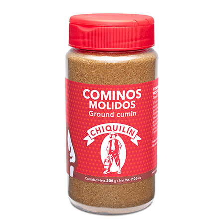 Bote mini<br/>Cominos Molidos 200g