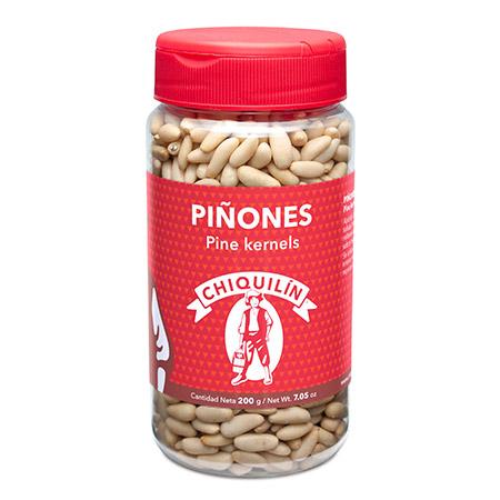 Bote mini Piñones 200g