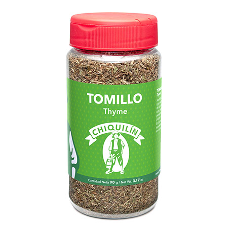 Bote mini Tomillo 90g