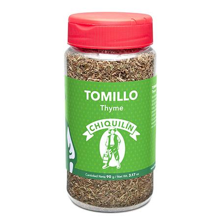 Thyme<br/>Mini plastic jar 90g