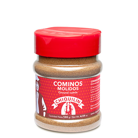 Ground Cumin<br />PM plastic jar 130g
