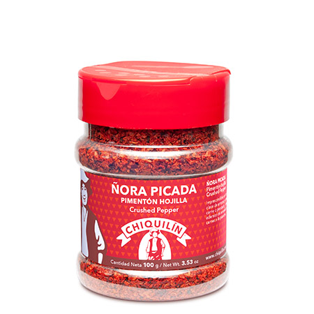 Crushed Pepper<br/>PM plastic jar 100g