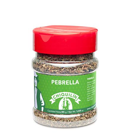 Pebrella<br/>PM plastic jar 45g