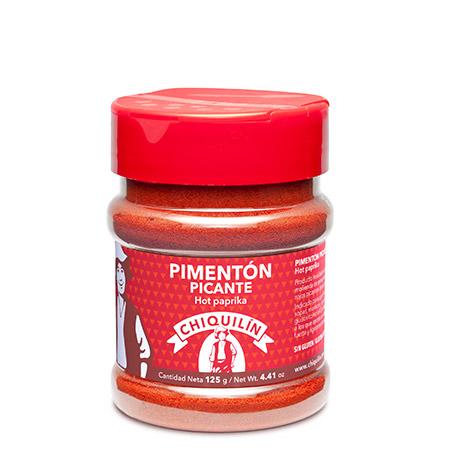 Bote PM Pimentón Picante 125g
