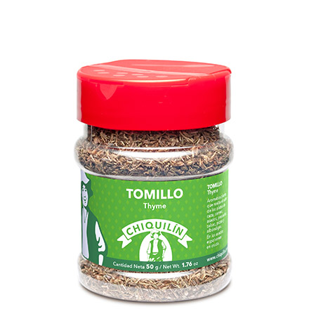 Bote PM Tomillo 50g