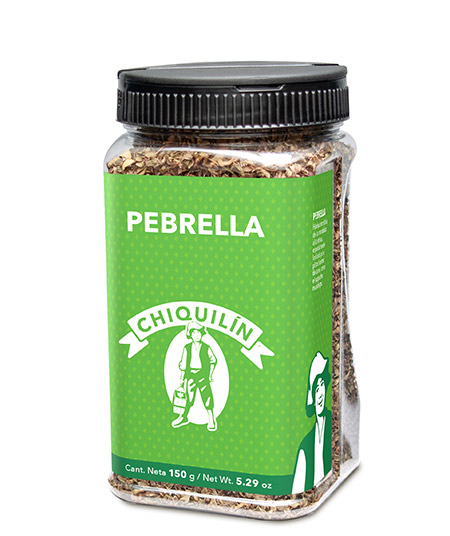 Pebrella<br/>Restaurant plastic bottle 150g