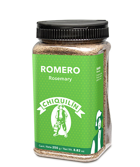 Rosemary<br/>Restaurant plastic bottle 250g